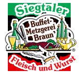 Logo Buffetmetzgerei Braun